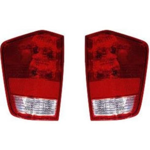 Tail Light LH for Trucks WITH Utility Compartment