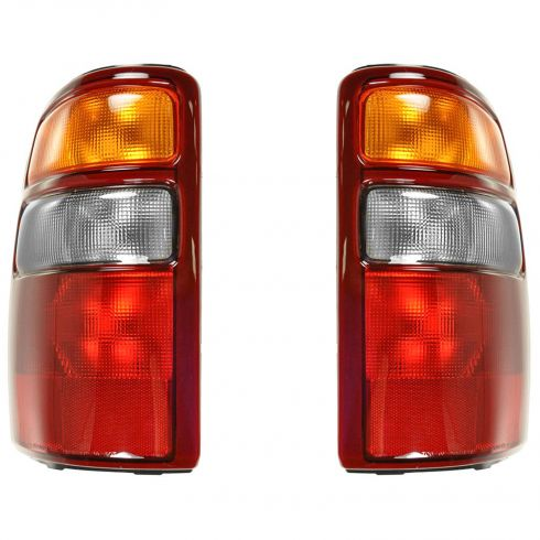 Chevy Tahoe Tail Light Driver Side