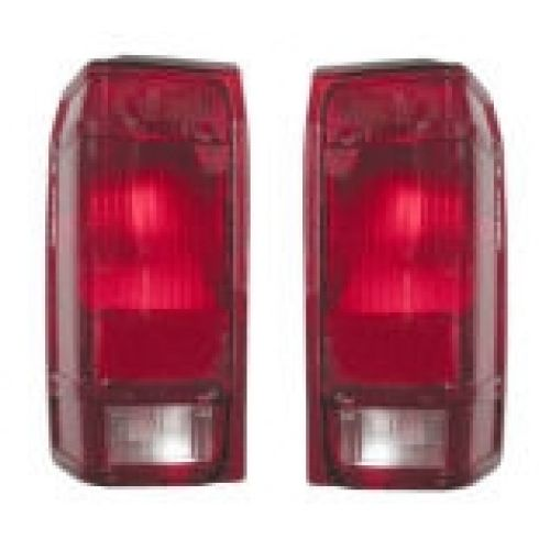 II Tail Light Driver Side