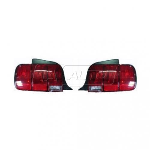 05-09 Ford Mustang Tail Light Pair