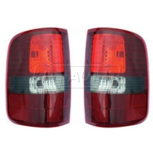 Ford F-150 Pickup Tail Light Driver Side