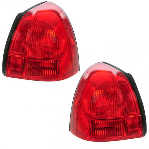 Tail Light Driver Side