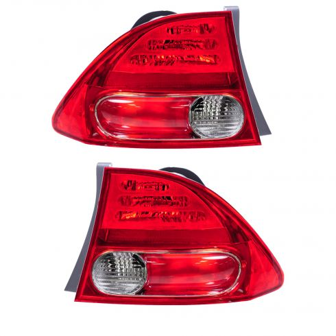 Tail Light Driver Side for Sedan Std or Hybrid
