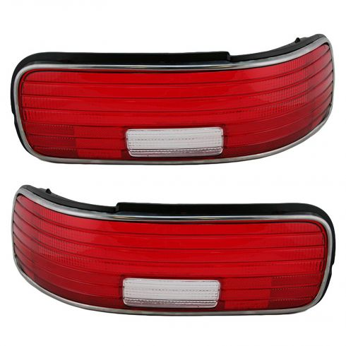 Chevy Caprice Tail Light Lens LH