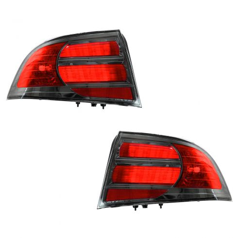 07-08 Acura TL Tail Light Type-S Pair