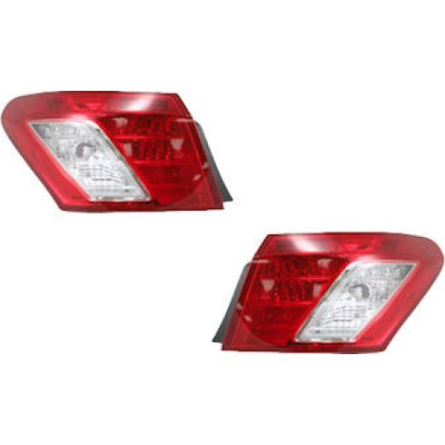 07-09 Lexus ES-350 Tail Light Pair