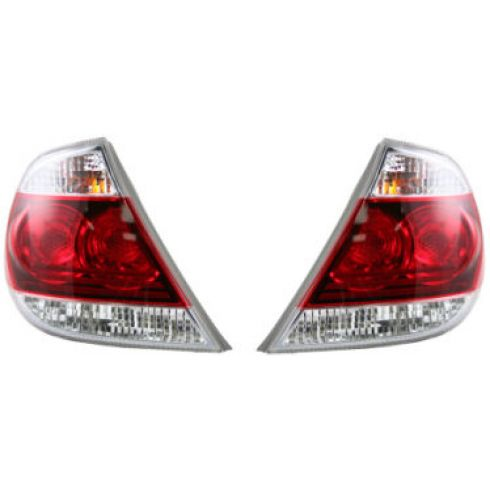 05-06 Toyota Camry SE Tail Light Japan Made Pair
