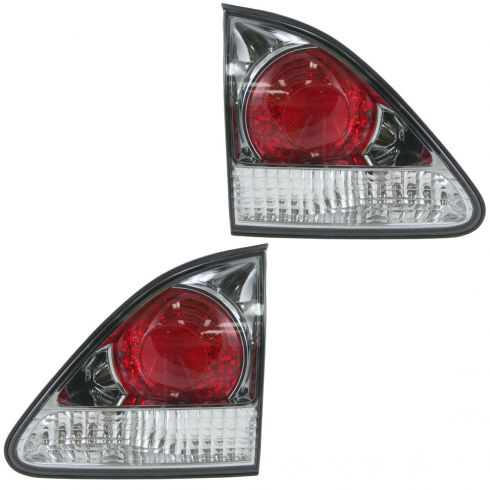 Lid Mounted Tail Light Pair