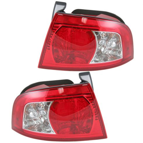 Quarter Mounted Tail Light Pair