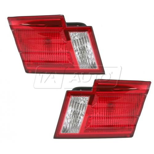 2002 Kia Optima Lid Mounted Tail Light Pair (from Prod Date 9/10/01)