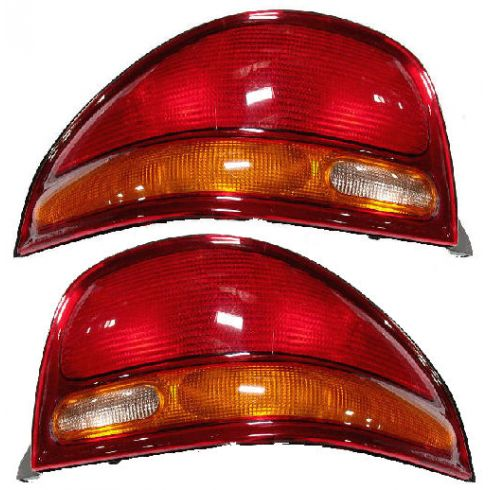 95-00 Dodge Stratus Tail Light Pair