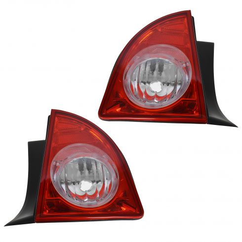 2008-10 Chevy Malibu LTZ Taillight PAIR
