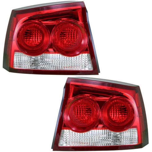 2009-10 Dodge Charger Taillight PAIR