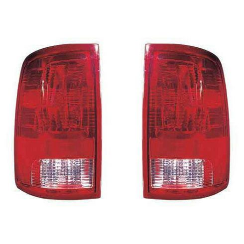 2009-10 Dodge Ram 1500; 10 Ram 2500 Taillight PAIR