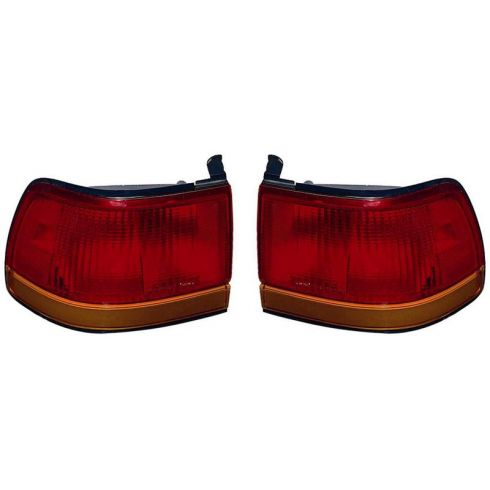 1994-96 Ford Escort SDN Outer Taillight PAIR