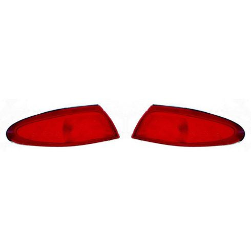 1997-98 Ford Escort, Mercury Tracer SDN Taillight PAIR