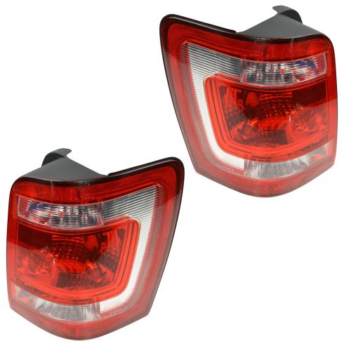 08-11 Ford Escape, Escape Hybrid Taillight PAIR