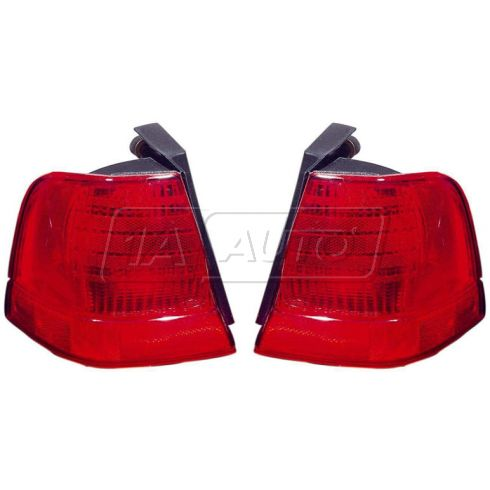 1992-95 Ford Thunderbird SC; 96-97 Thunderbird Outer Taillight PAIR