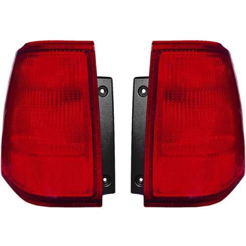 2003-06 Lincoln Navigator Outer Taillight PAIR