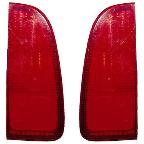 1998-02 Lincoln Navigator Inner Taillight PAIR