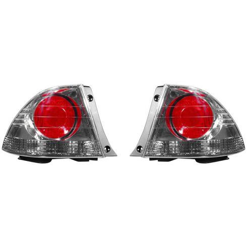 2002-03 Lexus IS300 SDN Outer Taillight (Light Metallic) PAIR