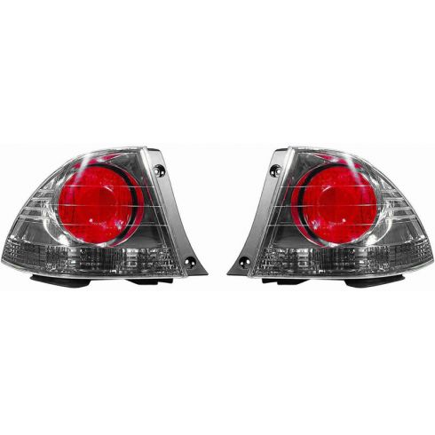 2004-05 Lexus IS300 SDN (w/o Sport Pkg) Outer Taillight PAIR
