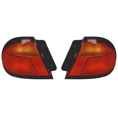 1995 Mazda Prot?g? SDN (Vin JM1BA) Outer Taillight PAIR