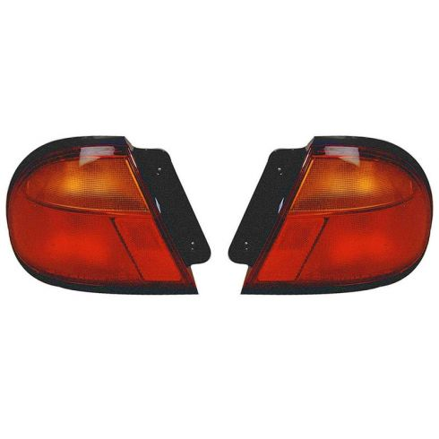 1996-98 Mazda Prot?g? SDN Outer Taillight PAIR