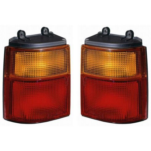 1989-98 Mazda MPV Outer Taillight PAIR