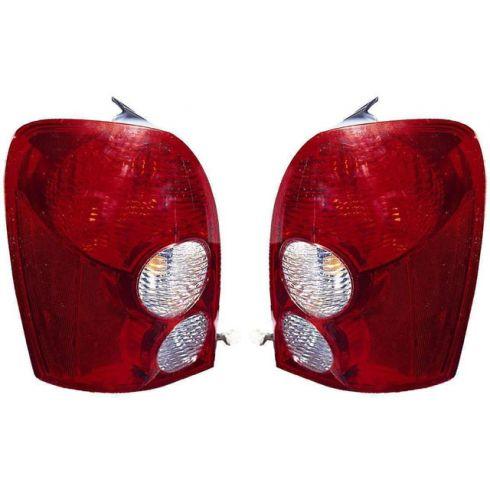2002-03 Mazda Protege5 Taillight PAIR