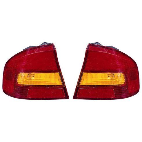 2000-04 Subaru Legacy SDN Outer Taillight PAIR