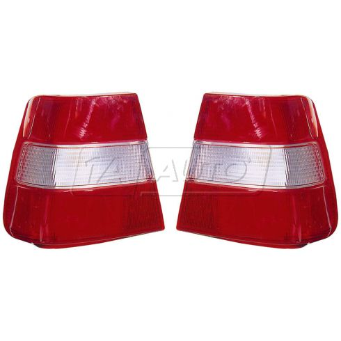 1997-98 Volvo S90; 95-97 960 SDN Outer Taillight PAIR
