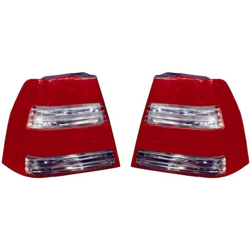 2004-05 VW Jetta GLI SDN Taillight PAIR