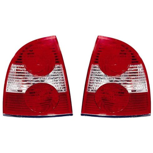 2002-05 VW Passat W8 SDN Taillight PAIR