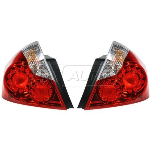 06-07 Infiniti M35, M35X, M45 Outer Taillight PAIR