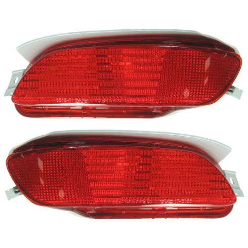 04-06 Lexus RX330; 07-09 RX350; 06-08 RX400H Rear Side Marker Light PAIR