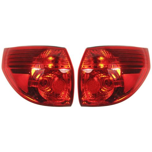 06-10 Toyota Sienna Outer Taillight PAIR