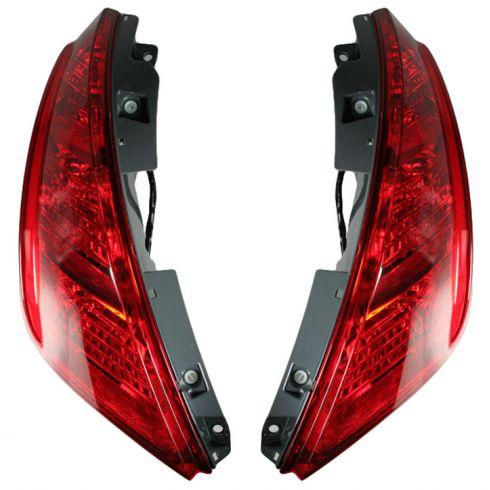 03-05 Nissan Murano Taillight PAIR