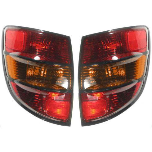 03-07 Pontiac Vibe 1/4 Mtd Taillight PAIR