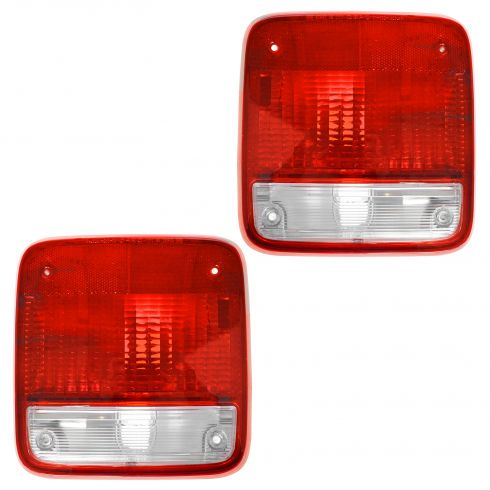 1985-96 Chevy GMC FS Van Tail Light PAIR