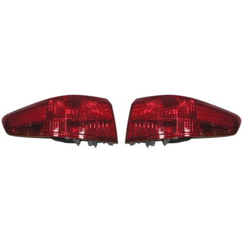 2005 Honda Accord Sedan Tail Light PAIR