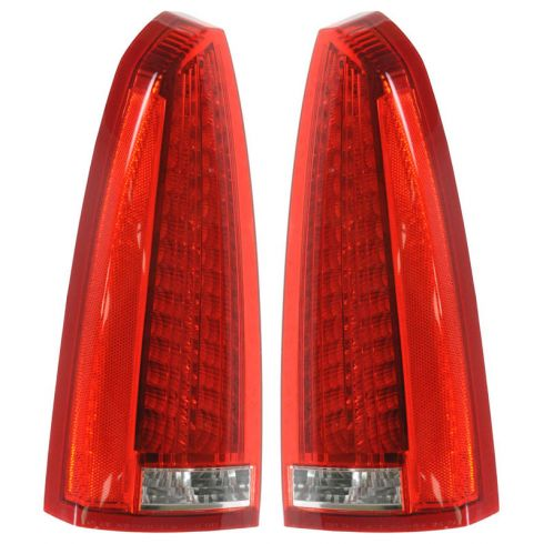 06-10 Cadillac DTS Taillight PAIR