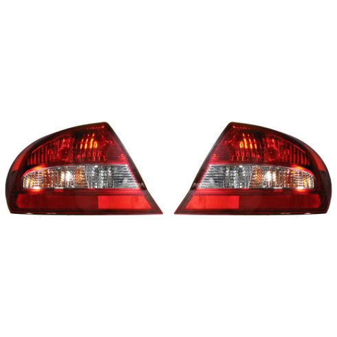 03-05 Chrysler Sebring Coupe Taillight PAIR