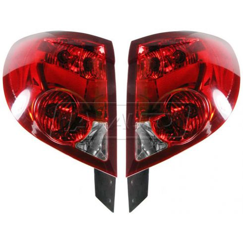 03-07 Saturn Ion Coupe Taillight PAIR