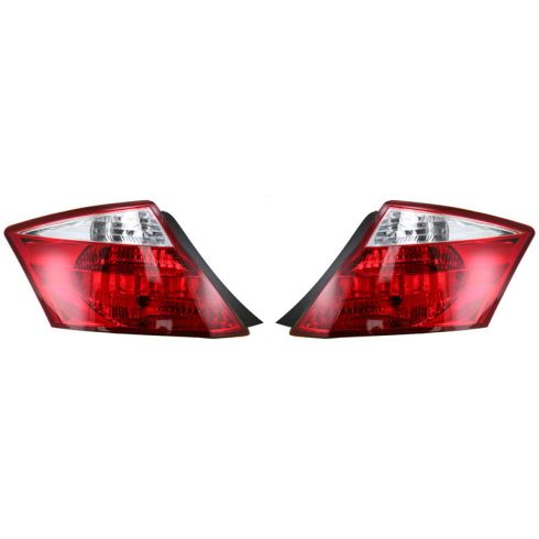 08-10 Honda Accord 2DR Taillight PAIR