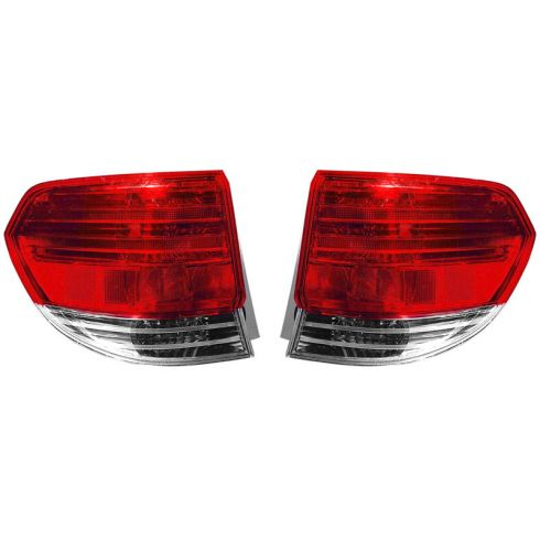 08-10 Honda Odyssey Outer Taillight PAIR