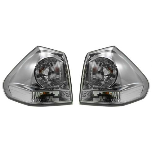 04-06 Lexus RX330 07-09 RX350 Outer Taillight PAIR