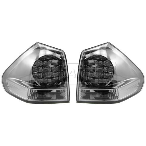 06-08 Lexus RX400h Outer Taillight PAIR