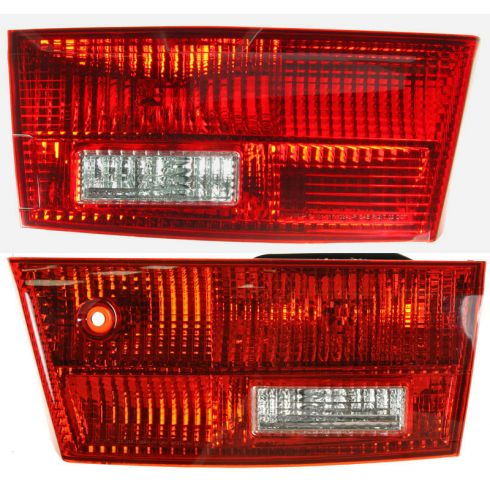 05 Honda Accord 4DR Inner Trunk Mounted Taillight PAIR