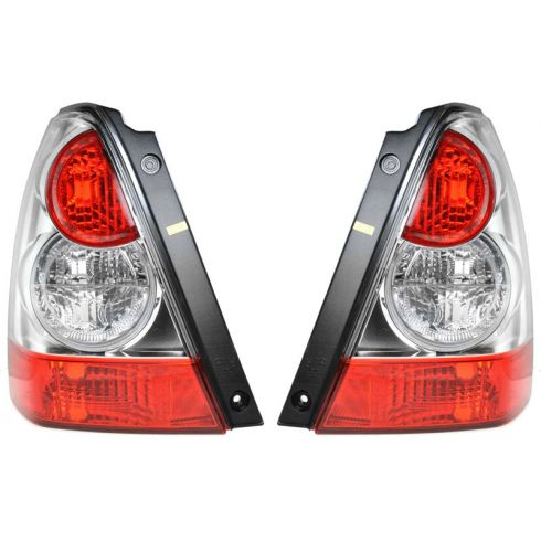 06-07 Subaru Forester; 08 Forester (exc Sport) Taillight PAIR